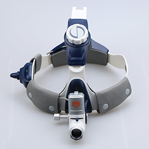 New 5W LED Surgical Medical Head Light Lamp Headlight All-in-one KD-202A-7(2013) by Oubodental