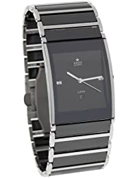 Mens R20852702 Integral Analog Display Swiss Automatic Black Watch. Rado