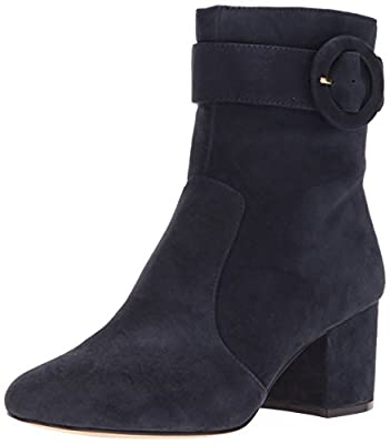 Nine West Women's Quilby Suede Ankle Boot