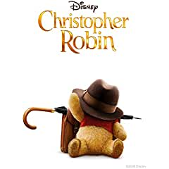 Disney's Christopher Robin arrives on Blu-ray, DVD and Digital November 6