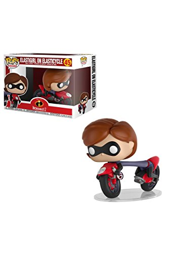 Funko Pop! Rides: Incredibles 2- Elastigirl on Elasticycle Standard