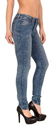 femme stretch Jeans pantalon skinny Jean by pantalon Z111 tex femmes Z111 awTET1FAq