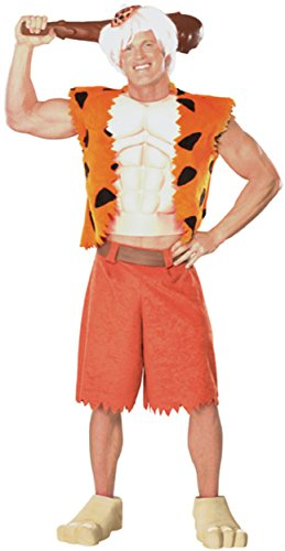 Rubie's Men's The Flintstone's Bamm-Bamm Adult Deluxe Costume,