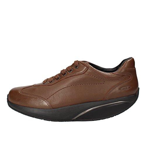 MBT Sneakers Femme Cuir (37 EU, Marron)