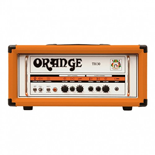 Orange TH30 30W All Analogue Twin Channel Amplifier Head, Orange by Orange