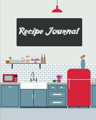 """Recipe Journal: (Recipe Journal Vol. 16) Glossy And Soft Cover, (Size 8"""" x 10"""") Blank Cookbook To Write In,Paperback (Blank Cookbooks and Recipe Books), 100 Spacious Record. (Potter Styles) pdf epub"""