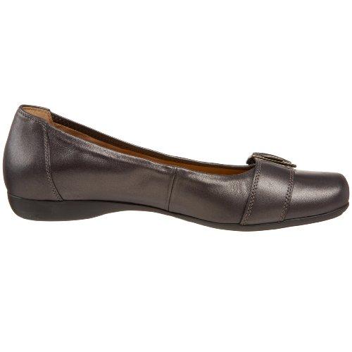 Gabor Womens 92-611 Flat Ballerina Shoe Torf LlkvfUN