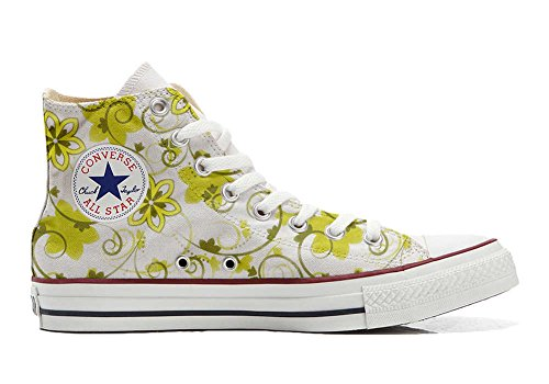 Converse All Star Customized - zapatos personalizados (Producto Artesano) Summer Paisley