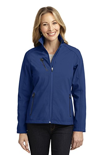 Port Authority Women's Ladies Welded Soft Shell XL Estate Blue