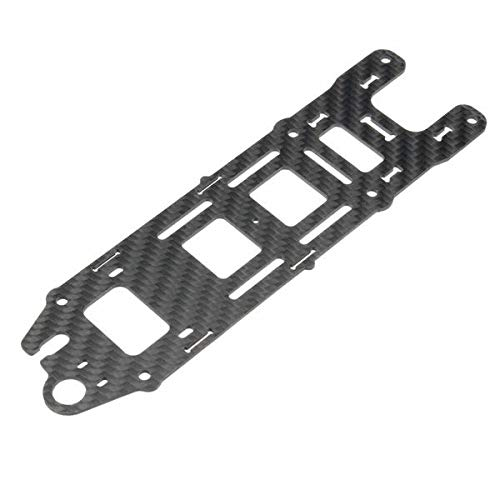 X220 Racing RC Drone Spare Part Upper Plate Top Plate Carbon Fiber - RC Toys & Hobbies Multi Rotor Parts - 1 x Upper Plate