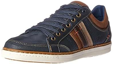 Wild Rhino Men's Blake Shoes, Blue (Navy), 7 US (40 EU) 6 AU