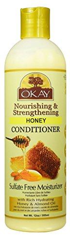 Honey Strengthening (Okay Honey Nourishing and Strengthening Conditioner, 12)
