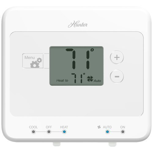 Hunter Digital Non-Programmable Thermostat Hunter Fans