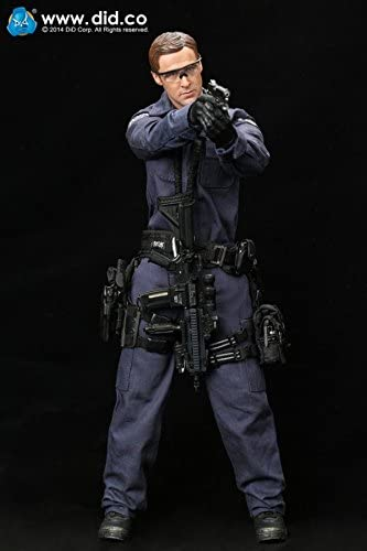 DID DRAGON IN DREAMS 1:6TH SCALE LAPD SWAT ASSAULTER ACCESSORY FROM DRIVER