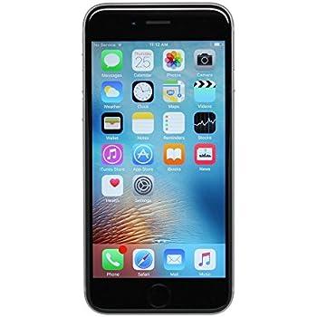 Apple iPhone 6s Plus, GSM Unlocked, 128GB - Gray (Renewed)