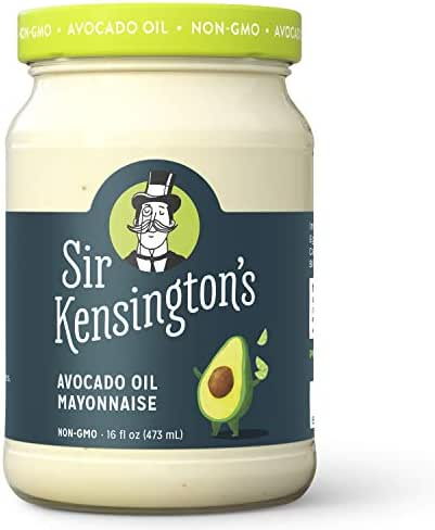 Mayonnaise: Sir Kensington's with Avocado Oil