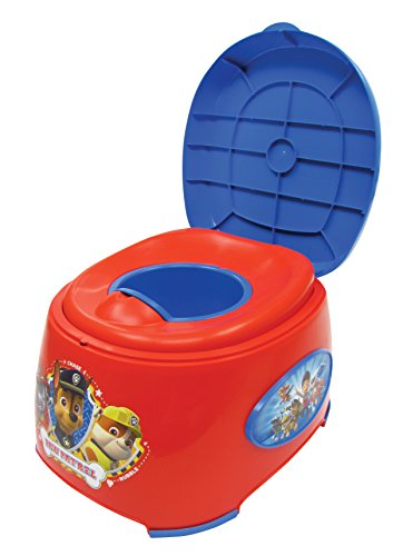 Potty Chair Little (Nickelodeon Paw Patrol 3-In-1 Potty Trainer)