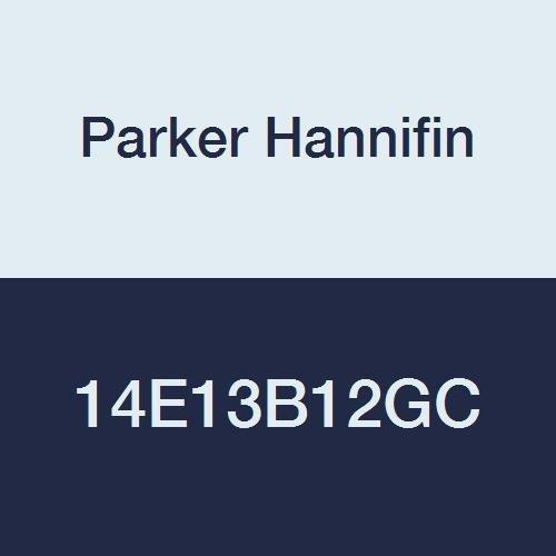 (Parker Hannifin 14E13B12GC Series 14E Zinc Miniature Filter Regulator without Gauge, Metal Bowl/Twist Drain, 5 µ Element, 15 psig Pressure Range, Non-Relieving Relief, 1/4