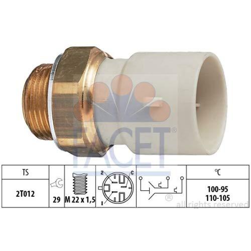 Facet 7.5632 Temperature Switch, radiator fan: