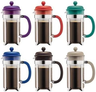 Bodum Chambord caffettiera - Cafetera de émbolo, aprox. 3 ...