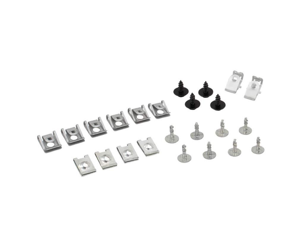Clip e Clip di fissaggio kit set protezione sottoscocca