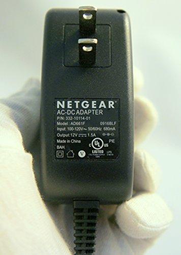 NETGEAR AD661F Unregulated Switching Adapter