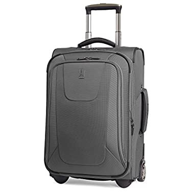 Travelpro Maxlite3 Lightweight 22  Expandable Rollaboard Carry-on (One SIze, Grey)