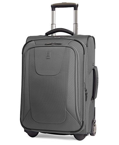 Travelpro Maxlite3 Lightweight 22'' Expandable Rollaboard Carry-on (One SIze, Grey) by Travelpro