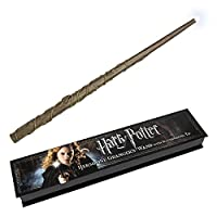 La Noble Colección La Varita Iluminadora de Hermione Granger