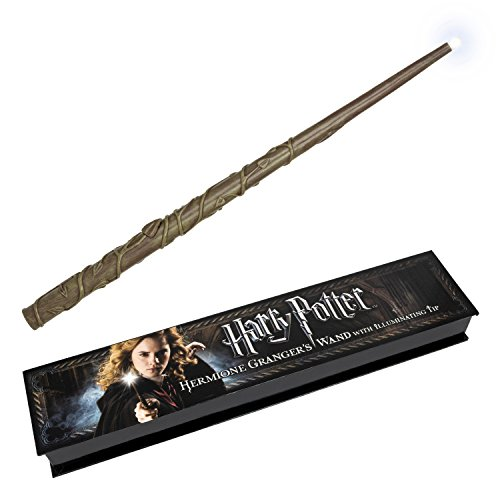 The Noble Collection Hermione Granger's Illuminating Wand -