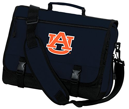 Broad Bay Auburn University Laptop Bag Auburn Computer Bag Messenger Bag