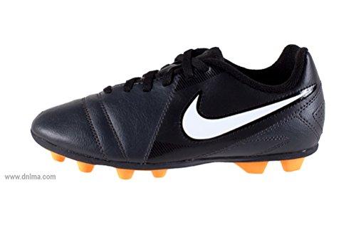 Nike - Botas de Fútbol Infantil - - DRK CHRCL/WHITE-BLK-BRGHT CTRS