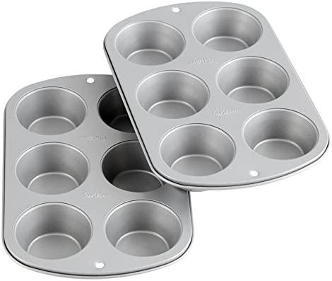 Wilton Recipe Non Stick Standard Muffin