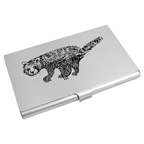 'Red CH00012862 Card Holder Business Azeeda Card Panda' Wallet Credit Sg1pqC