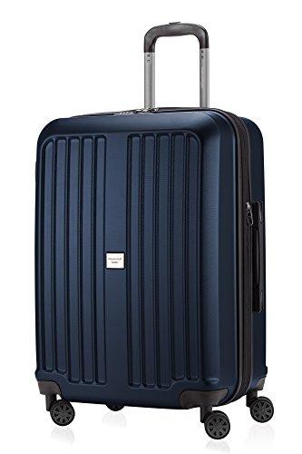 HAUPTSTADTKOFFER X-Berg Valigia Rigida, Taglia 65 cm, 90 Litri, Colore Blu Scuro