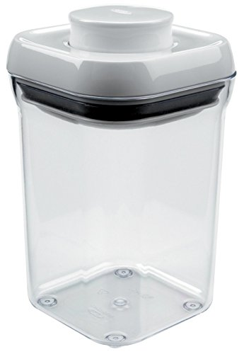 OXO Good Grips POP Square 0.9-Quart Storage Container (Set of 4)