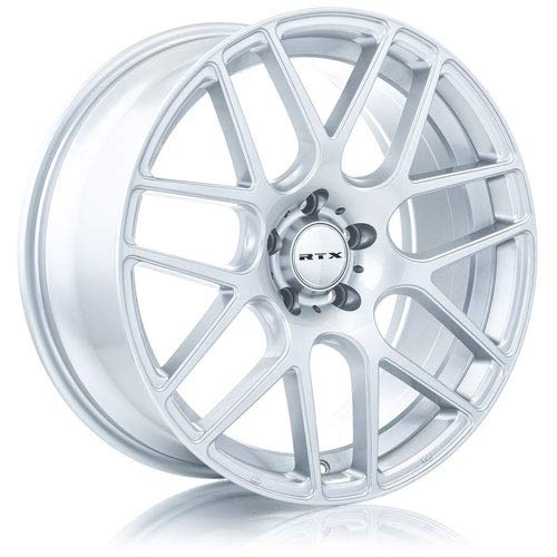 RTX Envy, 18X8, 5X114.3, 38, 73.1, Silver 081846 (Mazda Cx 5 17 Or 19 Inch Wheels)