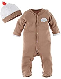 Sweet Dreamzzz A Pint of PJ's Sleep-Time Gift Set, Chocolate, 0-6 Months (Discontinued by Manufacturer)