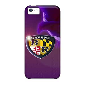 Series Skin Cases Covers For iPhone 6 plus 5.5(baltimore Ravens)