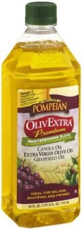 Pompeian OlivExtra Mediterranean Blend