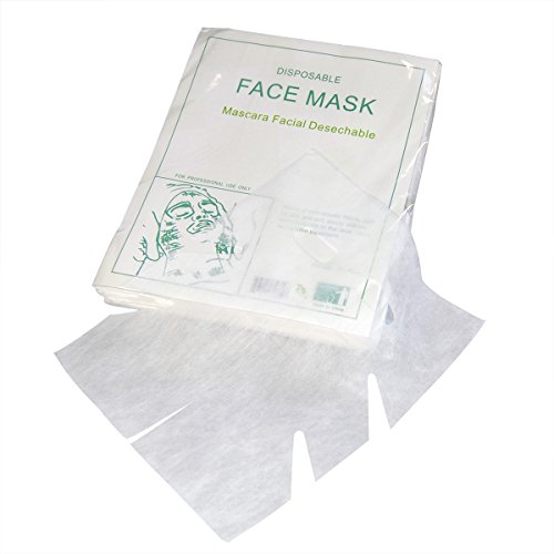 Moisture Lock Facial Treatment Masks / Paraffin Treatment Mask (250 Ct.)