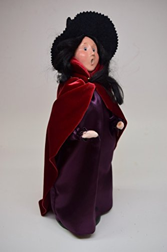 Byers Choice Witch (Byers' Choice Ltd. Witch Woman with Black Hair 2009)
