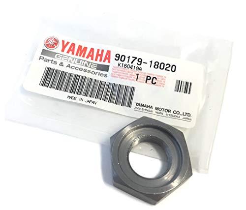 (OEM YAMAHA FRONT SPROCKET NUT RAPTOR 660 R, BANSHEE YFZ350 )