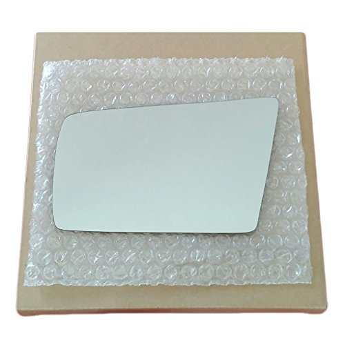 Mirror Glass and ADHESIVE | Mercedes Benz Various Models Driver Left Side Replacement - AUTO DIM FIT -