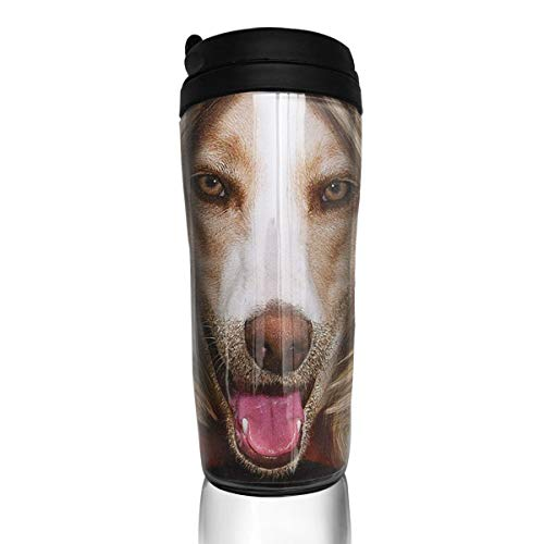 Pets Rock Grunge Fine Mugs Tea Coffee Cups With Lid For Travel Camping Hiking Sports