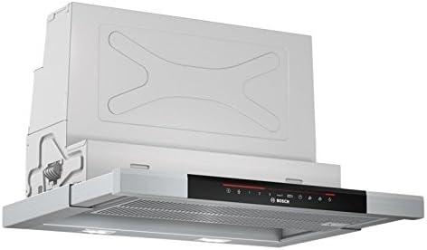 Bosch serie 8 - Campana telescopica 60cm dfs067k50 5 potencia clase de eficiencia energetica a: 450.99: Amazon.es: Grandes electrodomésticos