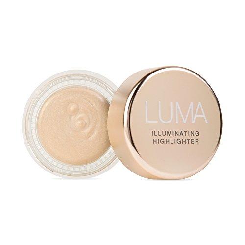 Luma Illuminating Highlighter Creamy Face Shimmer Glow Moisturising Makeup – Moonlit Ivory