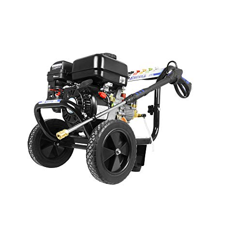 excell EPW2123100 3100 PSI 2.8 GPM Cold Water 212CC Gas Powered Pressure Washer ()