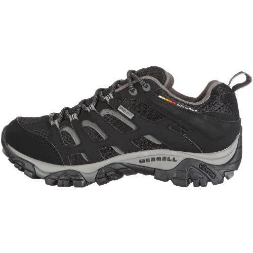 Zapatillas Black Merrell Gtx Mujer De Para Senderismo Moab J588784 vBgBqxt6