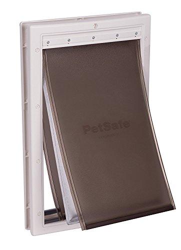 PetSafe Extreme Weather Energy Efficient Pet Door, Medium